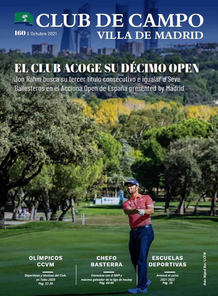 Revista 160. EL Club Acoge su Décimo OPEN