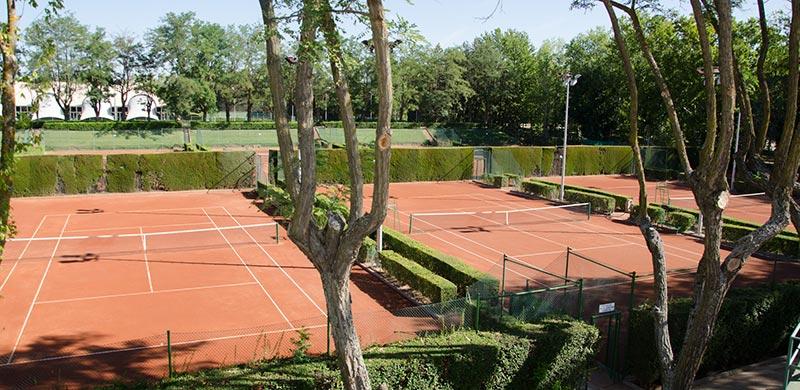 Tenis. Tierra batida