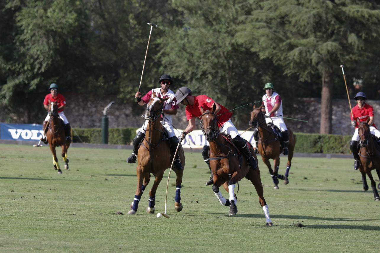El Abierto de Madrid Copa Volvo de polo ha sido un torneo muy disputado. Foto: Miguel Ros