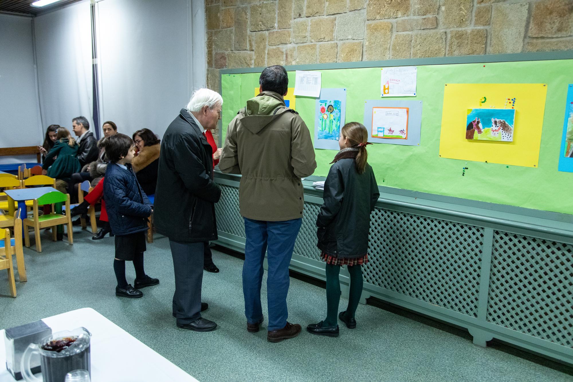 XXX Concurso-Exposición de Artes Plásticas del Club de Campo Villa de Madrid. Foto: Miguel Ros