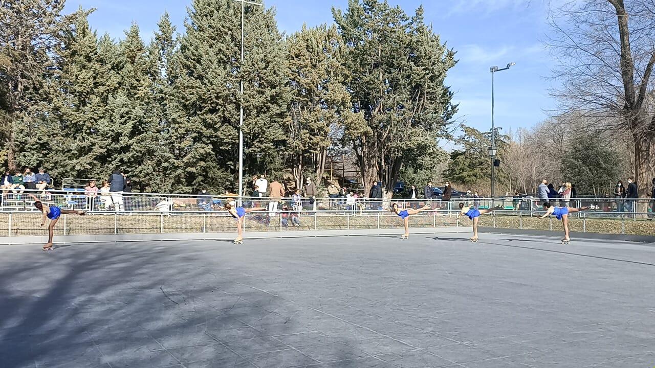 Campeonato patinaje CCVM.