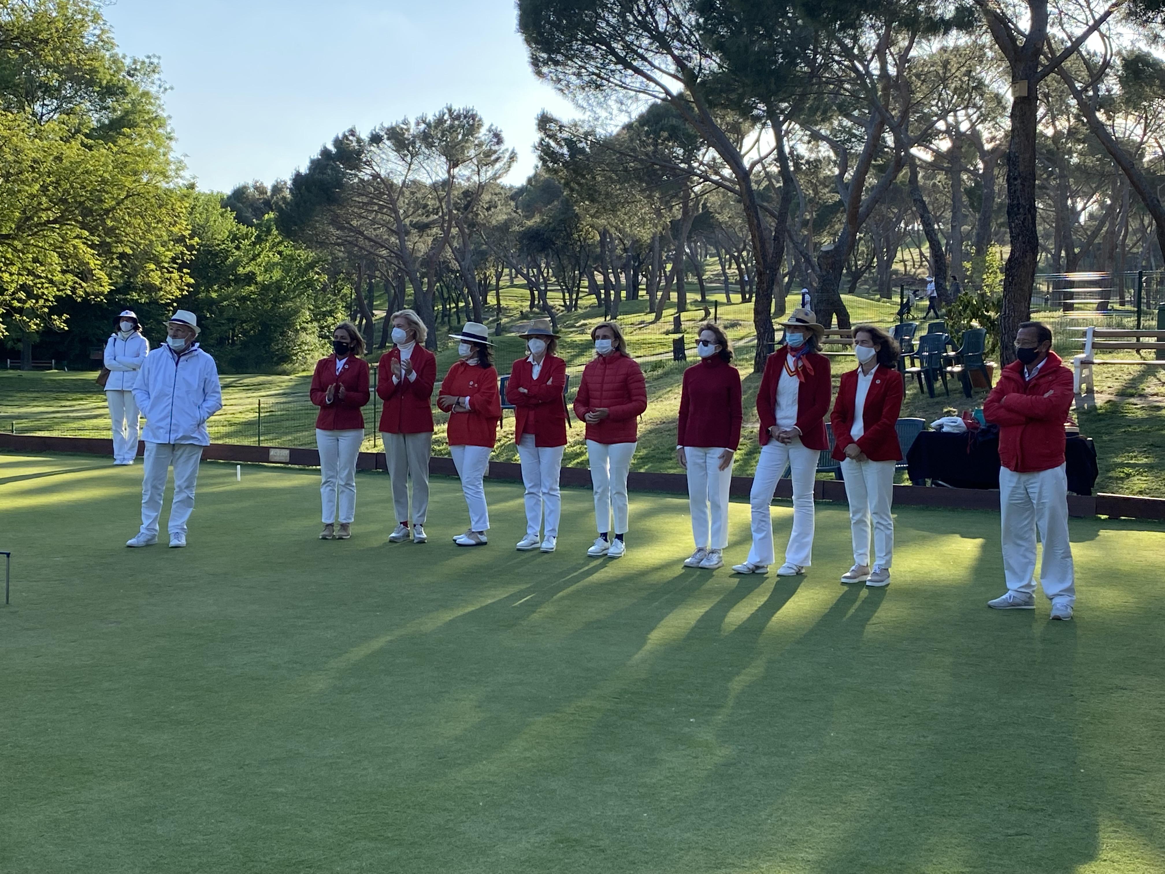 El Equipo Starter ha participado en la organización y celebración del campeonato.