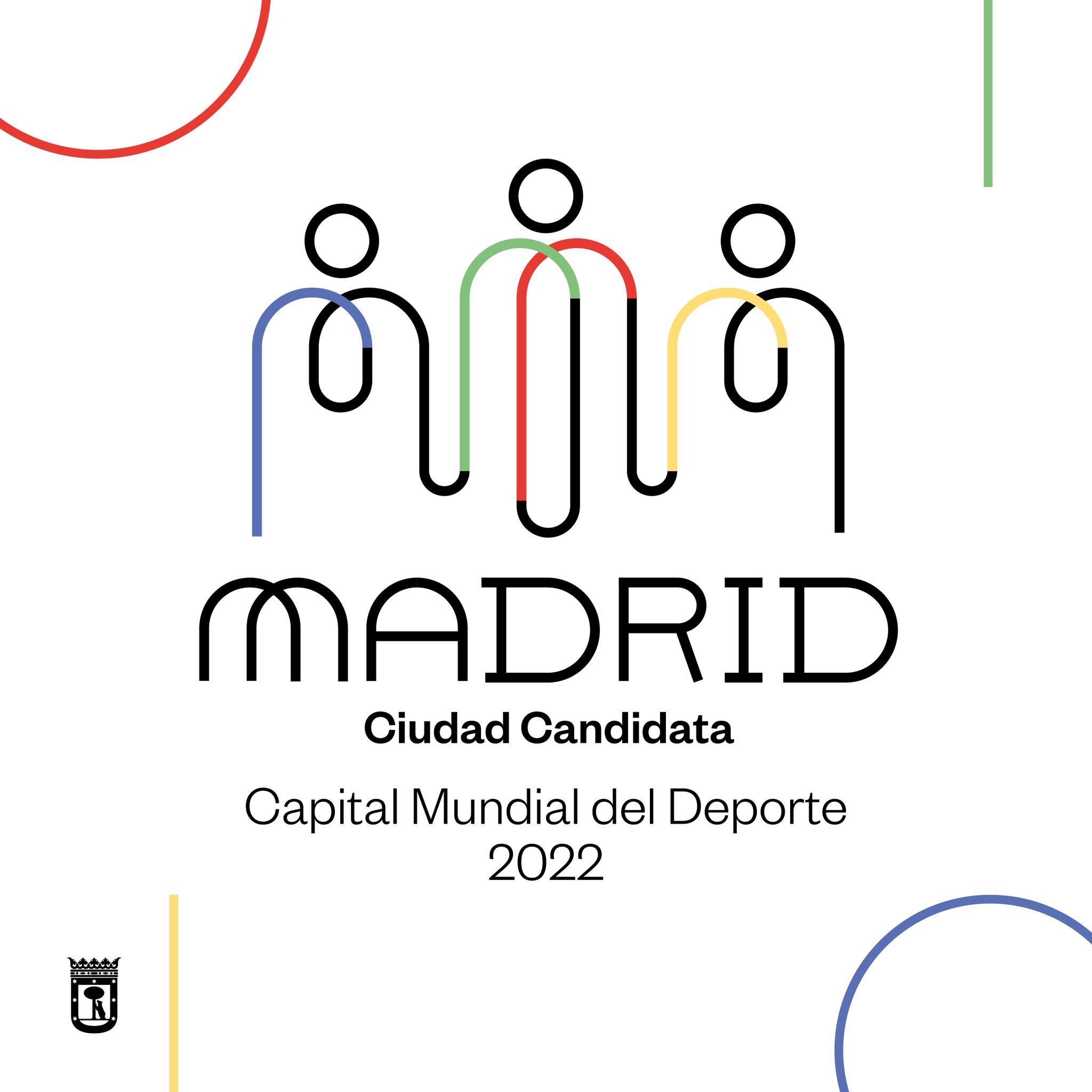 Madrid, candidata a Capital Mundial del Deporte.