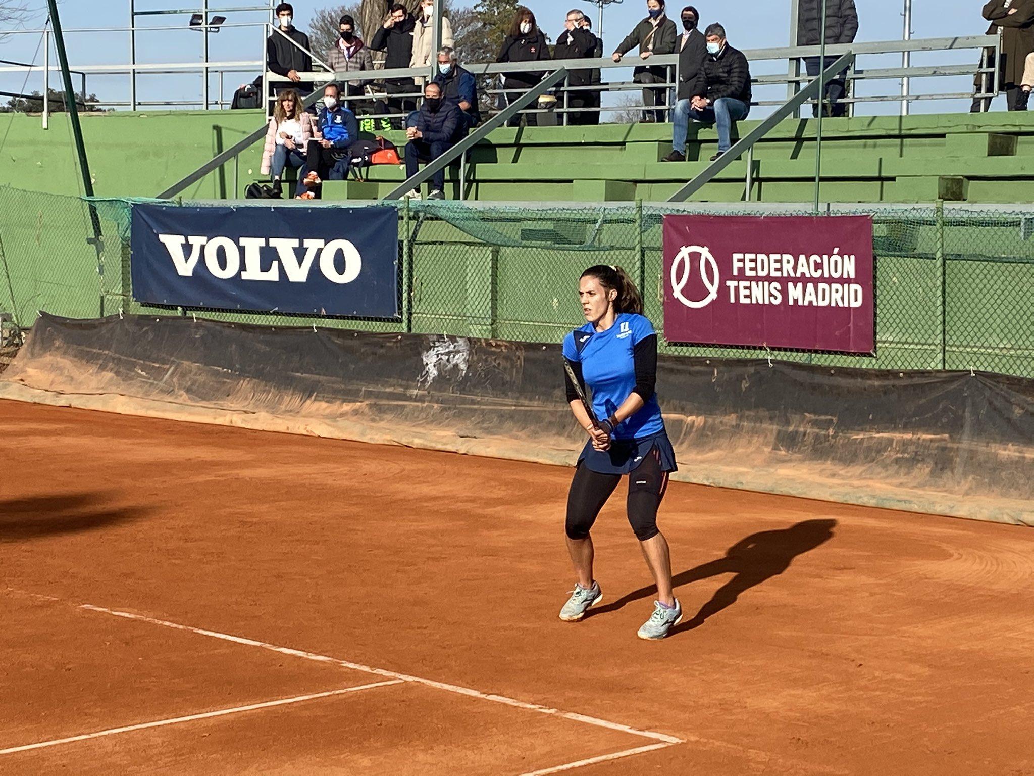 Olga Sáez, campeona de Madrid. Foto: FTM