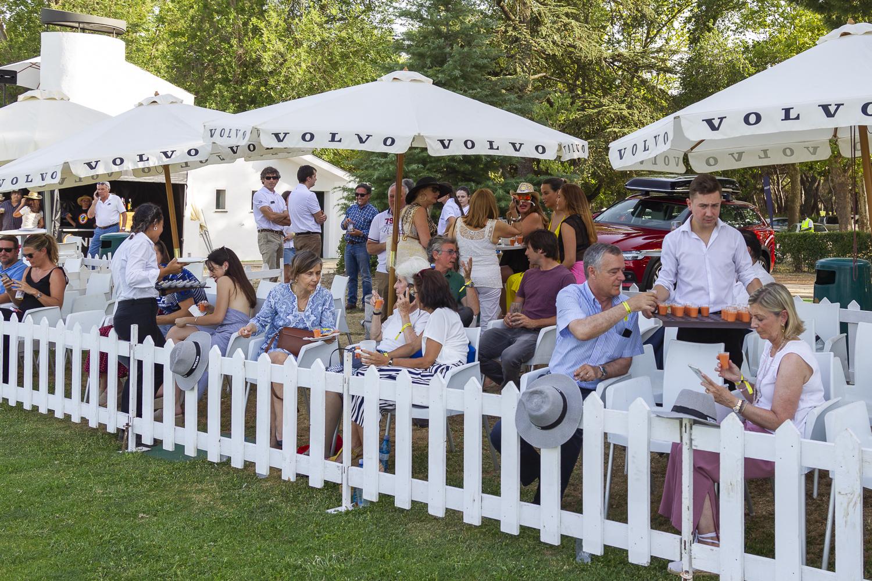 El torneo también ha sido un gran y multitudinario acontecimiento social. Foto: Roberto Cuezva
