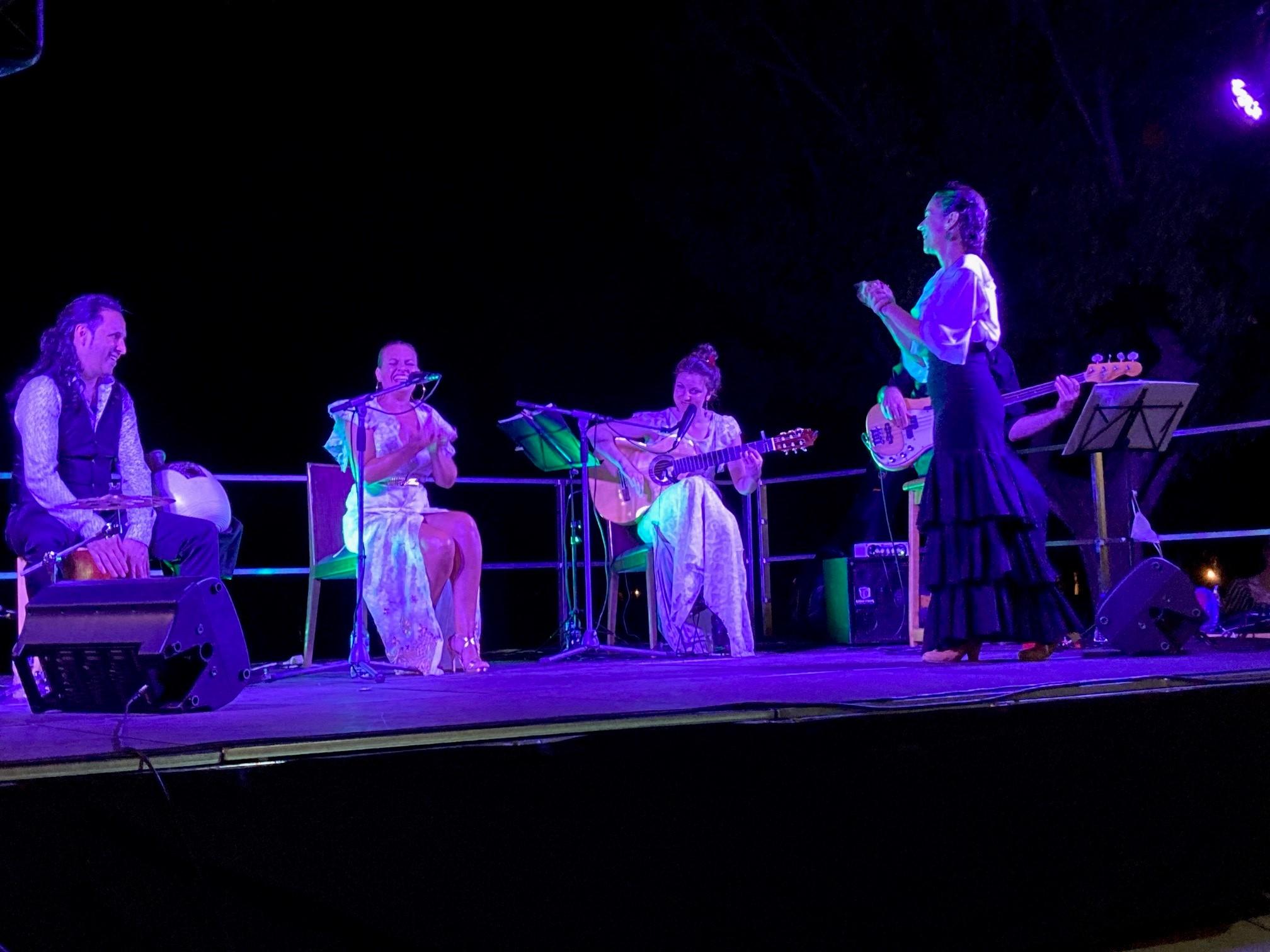 Flamenco y rancheras unidos por la Ranchulería.