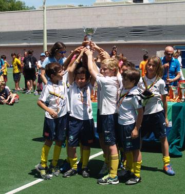 El Club de Campo Villa de Madrid, en una edición anterior del Torneo de San Isidro.