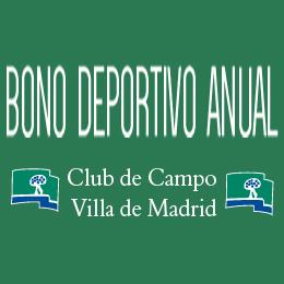 Logo Bono Deportivo Anual