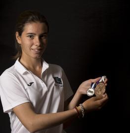 Blanca Fernández. Foto: Ángel Yuste