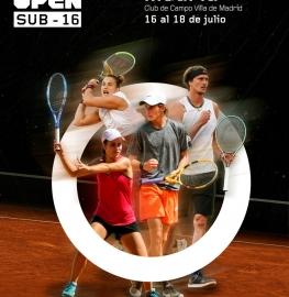 Mutua Madrid Open sub-16 de tenis.