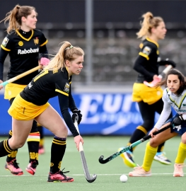 Final de la Euro Hockey League. Foto: EHL
