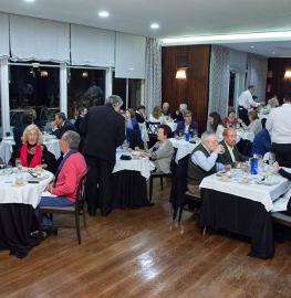 Restaurante del Pabellón Social. Foto: Miguel Ros