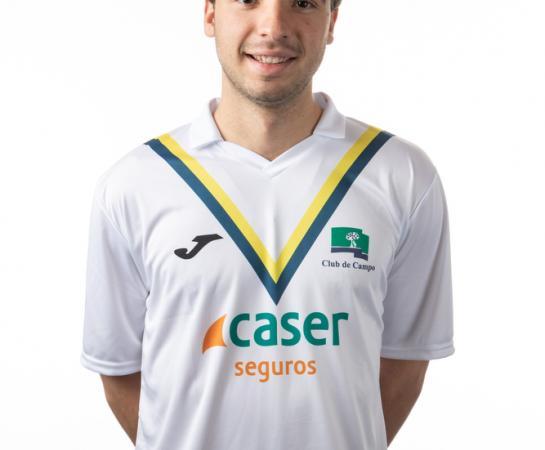 Álvaro Tello, cantera