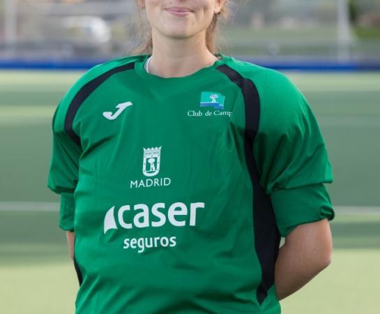Ana Pueche. Cantera