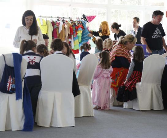 Fiesta de Carnaval. Foto: Ángel Yuste