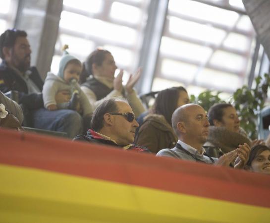 Copa de S.M. El Rey de Doma Clásica. Fotos: Miguel Ros y Ángel Yuste