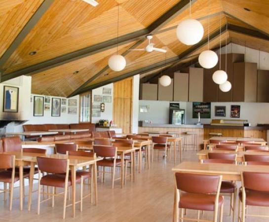 Cafeteria Chalet de Tiro