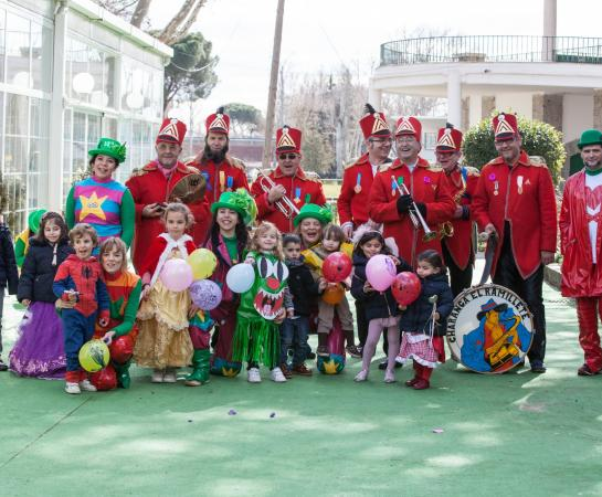Carnaval. Foto: Miguel Ros