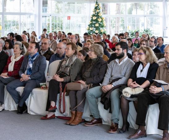 Concierto de Navidad. Foto: Miguel Ros
