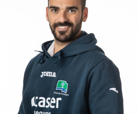 Diego Castrillo, fisioterapeuta