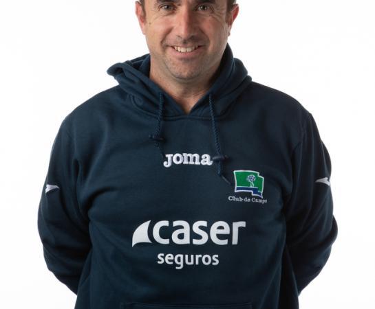 Edu Aguilar, entrenador y director técnico de hockey