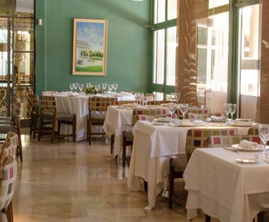 Foto Restaurante Chalet tenis