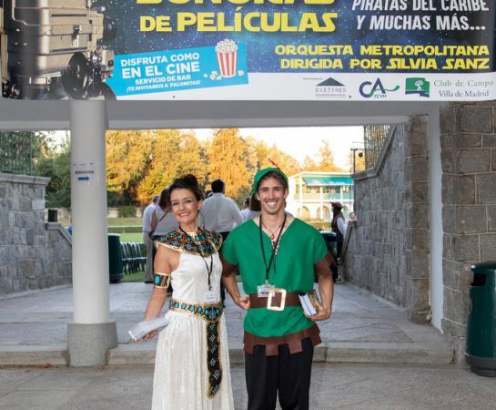 Lunada de Bandas Sonoras de Películas. Foto: Miguel Ros