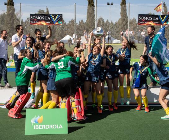 Copa del Rey y Copa de la Reina 2019. Foto: Miguel Ros