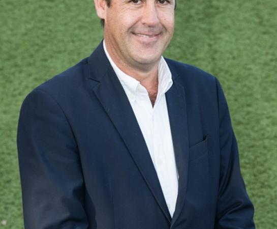 Ignacio Monsalve, delegado de Hockey