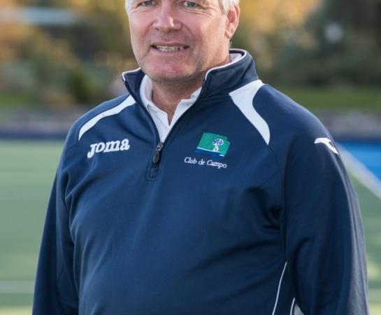 Julián Barceló, segundo entrenador