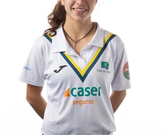 Laura Barrios, cantera