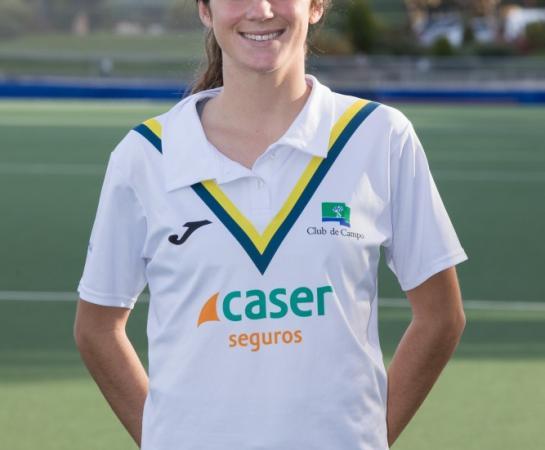 Lucía López-Alonso. 3 temporadas