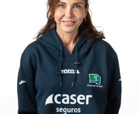Manuela Rodríguez, psicóloga