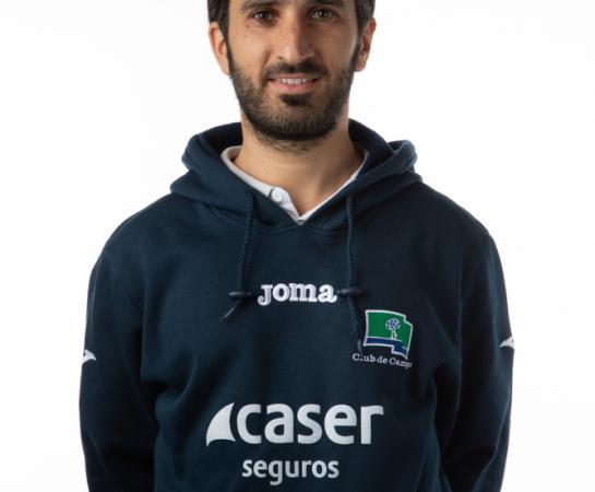 Pablo González, preparador físico