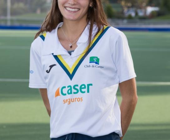 Paula Arrazola. 3 temporadas