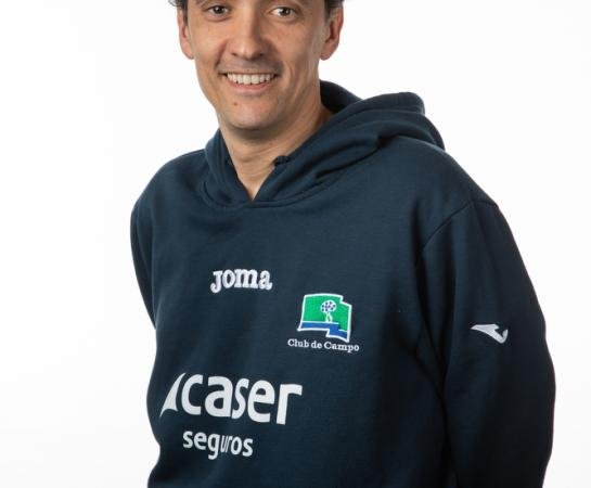 Roberto Gómez, entrenador