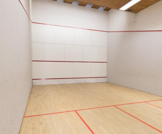 Imagen 2 de la pista de squash