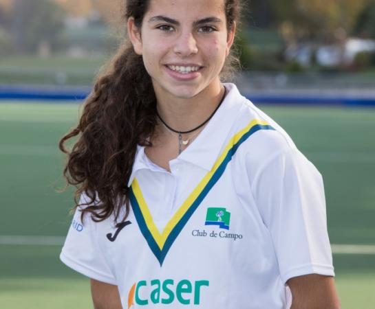Laura Barrios. Cantera