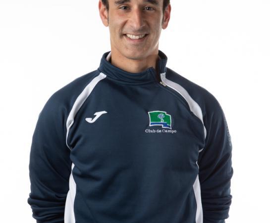 Sergio Gutiérrez, fisioterapeuta