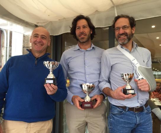 Ganadores Ranking Triatlón CCVM 2018