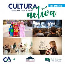 Cultura Activa-Enero 2019