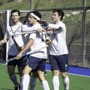 Los jugadores del Club celebran un gol. Foto: Ignacio Monsalve