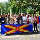 Cuadro de honor del torneo. Foto: Federación Madrileña de Golf