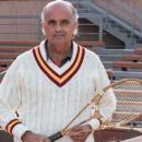 El delegado de tenis del Club, Antonio Zapatero. Foto: FTM
