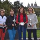 Beatriz Martín Falquina, Ana Gallo, María de Orueta y Cristina Cervera