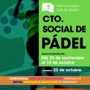 Campeonato Social de Pádel CCVM.