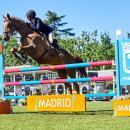 Espectacular salto en el CSI Madrid 5* 2017