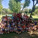Campamento de Natación 2017