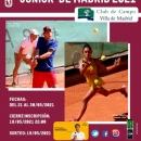 Campeonato Júnior de Madrid de Tenis 2021.