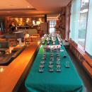 Todos los trofeos entregados en el Chalet de Tenis